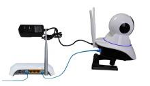 Cách lắp đặt camera quan sát ip